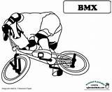 Coloring Pages Bmx Sheets Scooter Printable Trick Bike Sheet Bicycle Birthday Bikes Template Sketch Drawings Drawing Cybersleuth Stencils sketch template