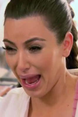 Kim Kardashian Crying Meme - celebrities crying celebrity cry faces 171 kyra sedgwick crying shefinds