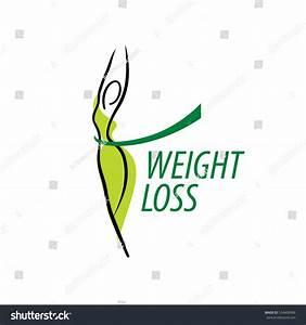 Weight Loss Logo Stock Vector 534408988 - Shutterstock