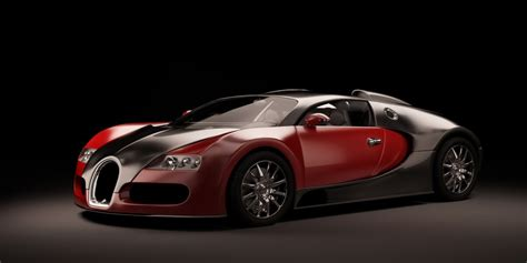How Much Does The Bugatti Veyron Cost