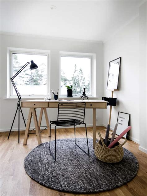 Design Work Home by 20 Irresistible Scandinavian Home Offices That Will Boost