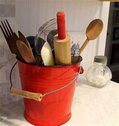 kitchen utensil holder ideas 17 best images about kitchen utensil holders on