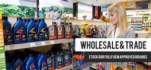 Total Oils stockist - become a Total & Elf oil stockist today