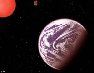 Earth's has a gassy twin! Chance discovery uncovers ...