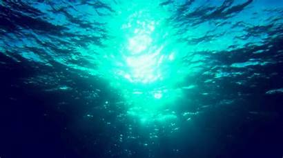 Ocean Waves Nature Giphy Animated Hypnotic Weinventyou
