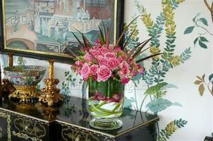 Emotional Power of New Hotel Floral Arrangements by London ...