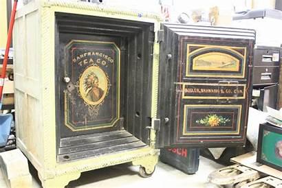 Safes Antique Company Francisco San Safe Mosler
