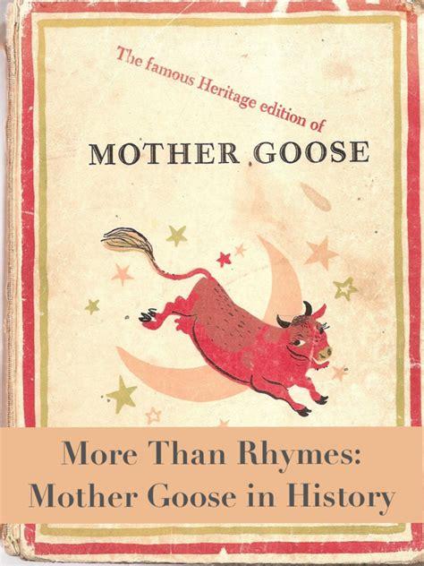 language history nursery rhymes language history tales of a bookworm