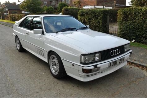 how do cars engines work 1985 audi quattro head up display audi ur quattro 1985 with 20v rr engine in hailsham east sussex gumtree
