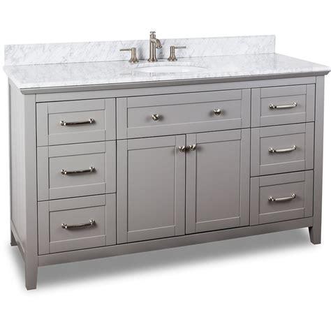 60 inch sink vanity 60 inch grey finish bathroom vanity marble top
