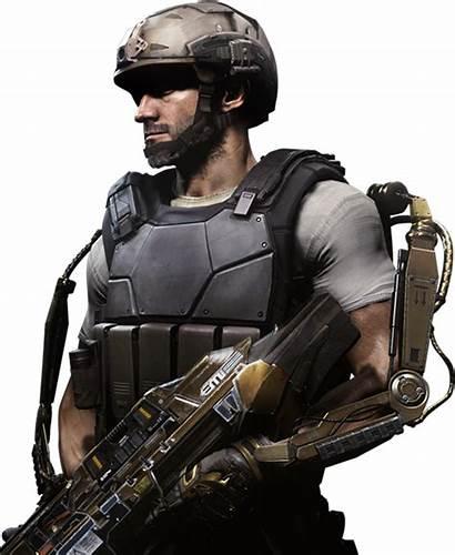 Cod Aw Duty Guy Call Warfare Advanced