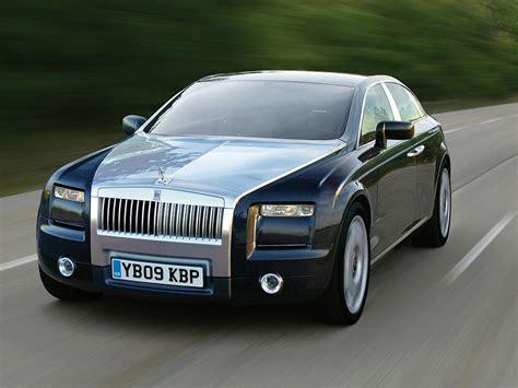 Rolls Royce Car :  Rolls Royce Considering An Electric Car