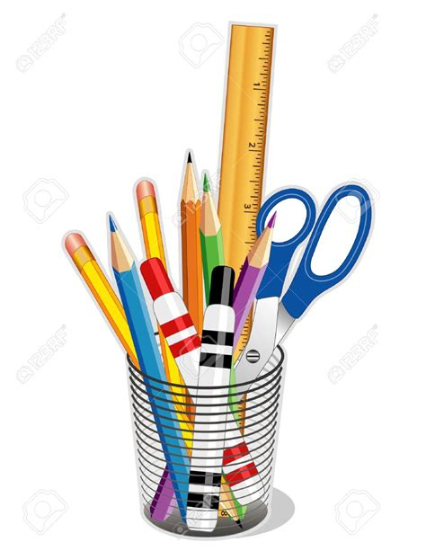 Writing Tools by Writing Tool Clipart Clipground