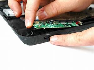Logitech Harmony Smart Keyboard On  Off Switch Replacement