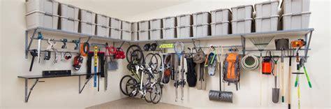 Garage Shelving   Monkey Bar Storage