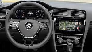 Golf 8 Interieur : 2017 volkswagen golf mk7 facelift interior youtube ~ Medecine-chirurgie-esthetiques.com Avis de Voitures