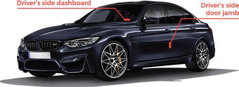 Bmw Vin Decoder Options by Free Bmw Vin Decoder Lookup Check Bvzine