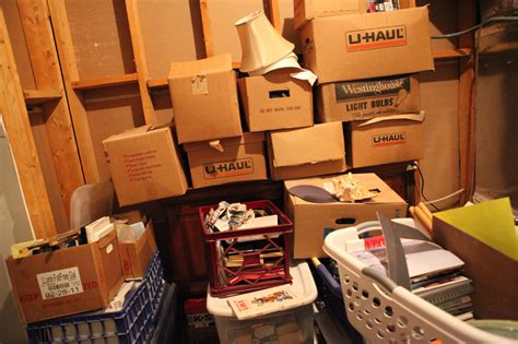 Basement Clear Out - Bower Power