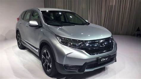 2019 Honda Crv With New Performances And Review Youtube