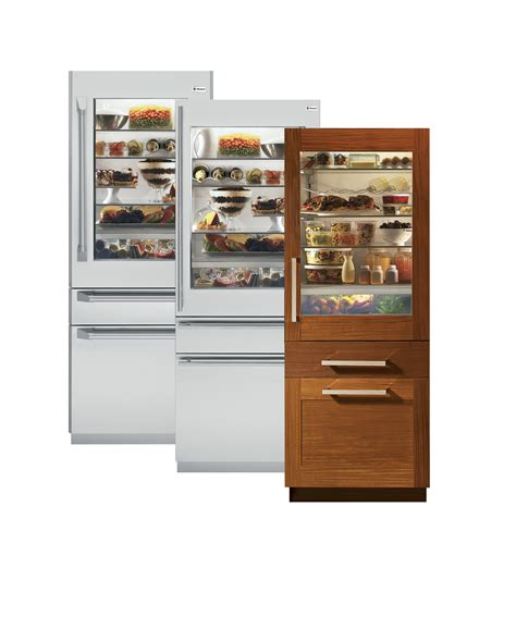 entertaining dream ge   monogram refrigerators offer sleek styling chef inspired