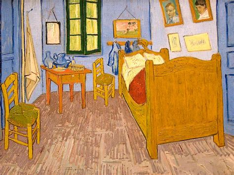 Gogh Bedroom At Arles by File Vangogh Bedroom Arles Jpg