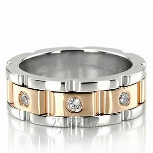 rolex style 65mm diamond wedding band dw100179 65 rd With rolex wedding rings