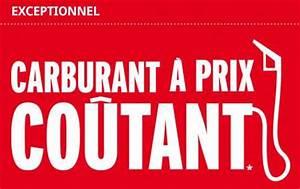 Essence à Prix Coûtant : carburant prix co tant chez intermarch de mardi samedi ~ Medecine-chirurgie-esthetiques.com Avis de Voitures