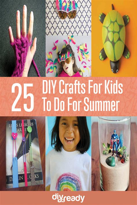 crafts  kids diy projects craft ideas  tos