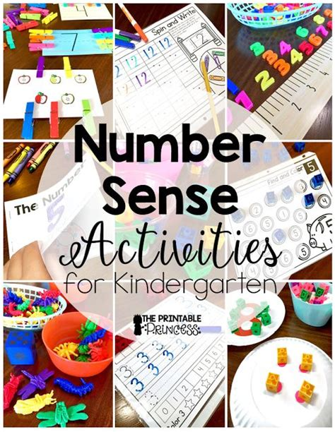 Best 25+ Number Sense Ideas On Pinterest  Number Sense Kindergarten, Number Sense Activities