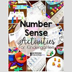 Best 25+ Number Sense Ideas On Pinterest  Number Sense Kindergarten, Number Sense Activities