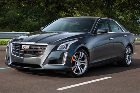 cadillac cts  sport premium luxury sedan vehiecom