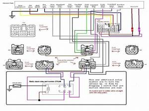 Pioneer Car Stereo Wiring Diagram Wiring Diagram