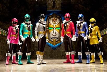 Megaforce Rangers Power