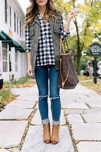 How to style a gingham shirt | BrightonTheDay