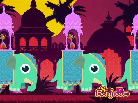 Sally Bollywood, Télé Images Kids | Caribara Animation