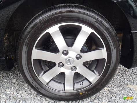 2012 nissan sentra 2 0 sr special edition wheel photo