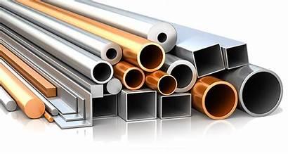 Ferrous Non Metals Steel Materials Copper Metallic