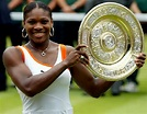Serena Williams : The 2003 Wimbledon Champion and her (6th ...
