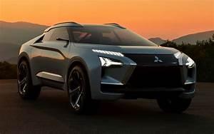 2017 Mitsubishi e-Evolution Concept - Wallpapers and HD