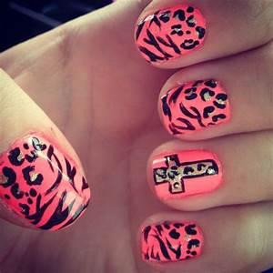 Information About Cheetah Cross Nail Designs Yousensefo