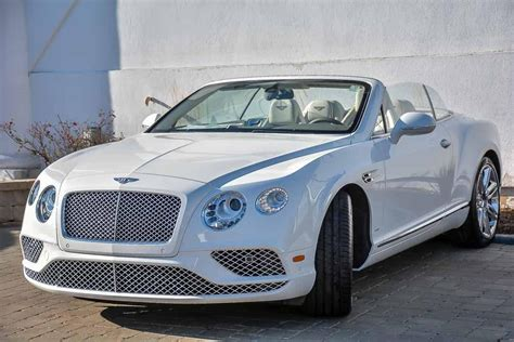 Bentley Continental Gtc by 2018 Bentley Continental Gtc Spotlight In Downers Grove Il