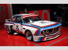 BMW 30 CSL Picture Gallery, photo 25 The Car Guide