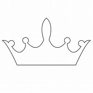 25 best ideas about crown template on pinterest crown With tiara template printable free