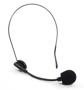 Heavy Duty Headset with Microphone