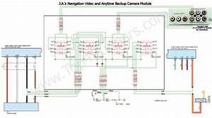 4runner 2011 Backup Camera Wiring Diagram