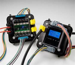 Alston Racing Introduces New Power Drag Racing Wiring Kit