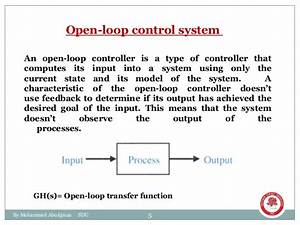 Block Diagram For Control Systems