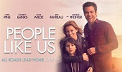 New PEOPLE LIKE US TV Spot and Clips - FilmoFilia