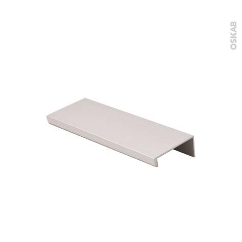 poignee de porte de meuble de cuisine poign 233 e de meuble de cuisine pour porte aluminium 12 cm sokleo oskab