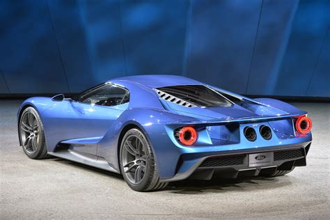future ford ford gt concept detroit 2015 photo gallery autoblog